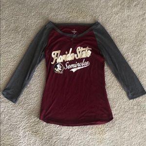 Florida State University Seminoles shirt